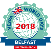 Vespa World Days 2018, Belfast