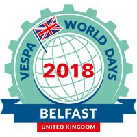Vespa World Days 2018, Belfast