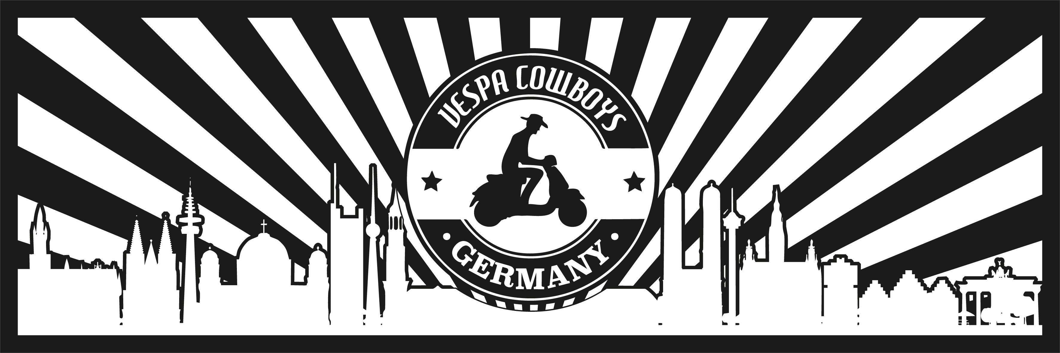 VESPA COWBOYS GERMANY